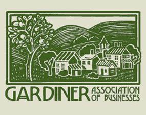Gardiner Association of Business Logo