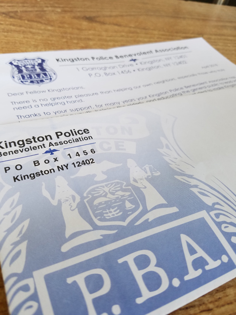 Kingston PBA appeal mailing