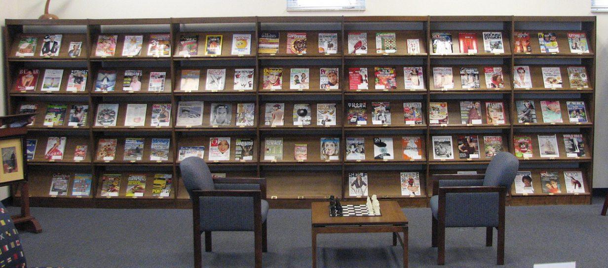 Mailing periodicals through USPS