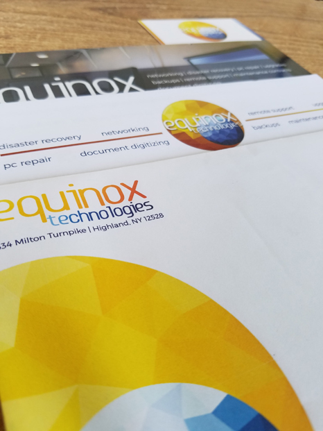 Equinox Technologies stationary