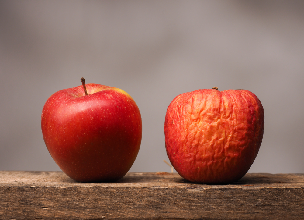 B2B Data using apples example