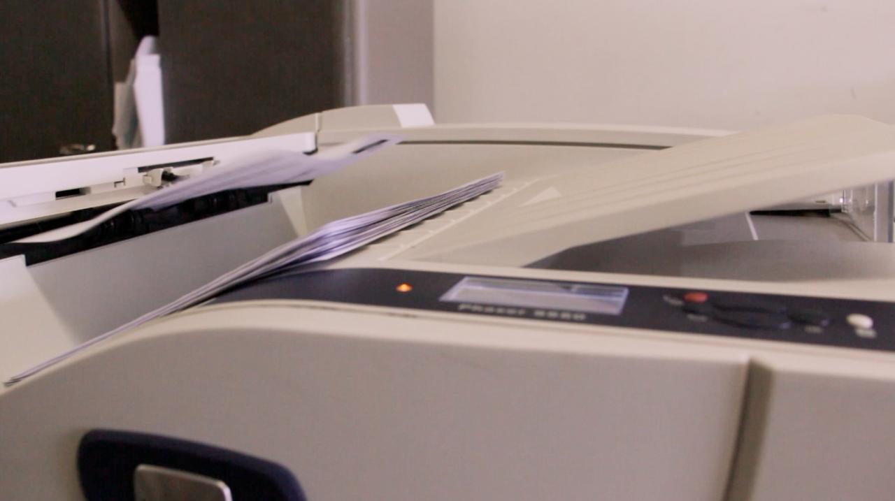 CRST Printing Service